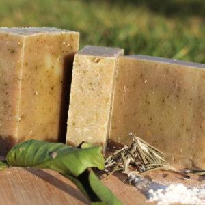 savon shampoing naturel